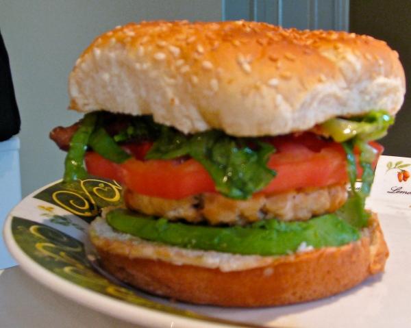 cobb-burger